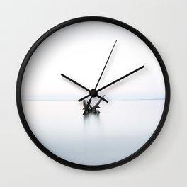 Remnant Wall Clock