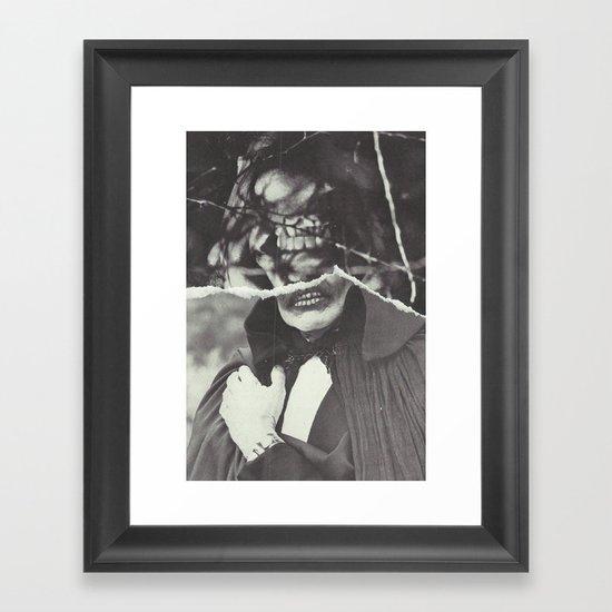 Matthew Hopkins Framed Art Print