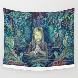 I Know That Language Wall Tapestry