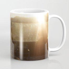 Golden Tears Coffee Mug