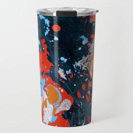 Marble texture 11 Travel Mug