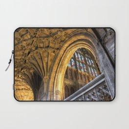 Golden Arch Laptop Sleeve