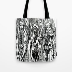 The 3 Wise Men Tote Bag