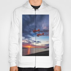 Breitling Wingwalkers Sunset Hoody