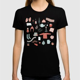 Hygge Cosy Things T-shirt