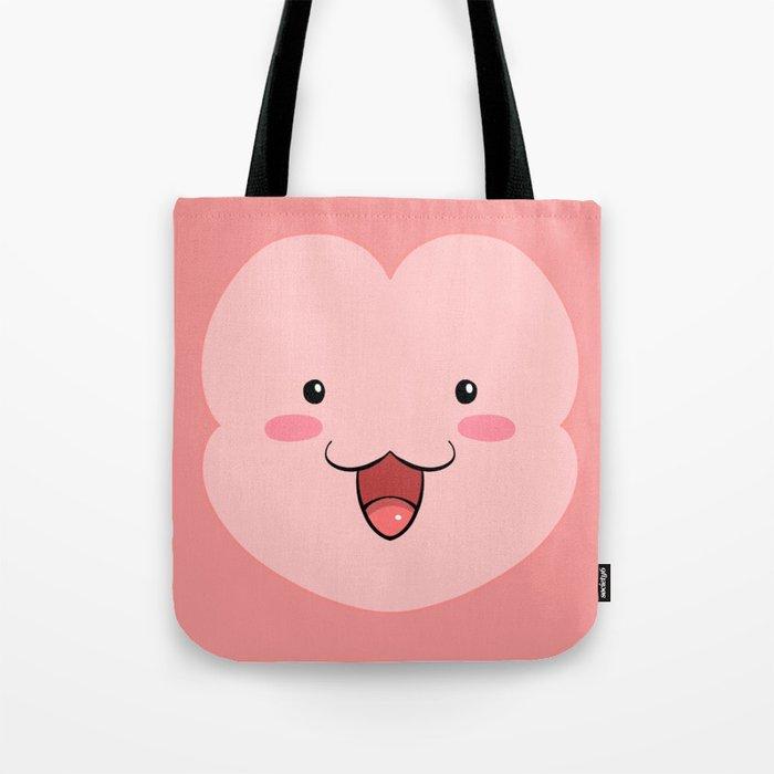 Peepoodo Face Tote Bag