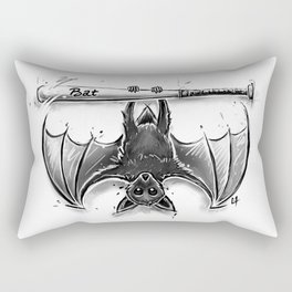 Bat Rectangular Pillow