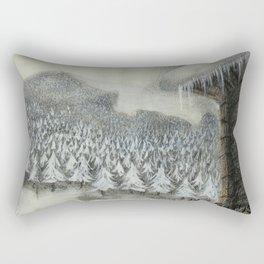 Un Rinconcito en las Alturas Rectangular Pillow