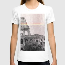 Colosseum Rome Italy T-shirt