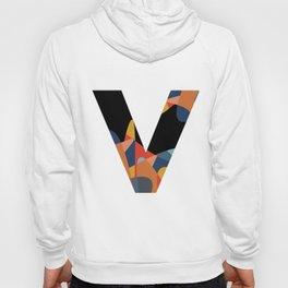The Large V (Spilled) Hoody
