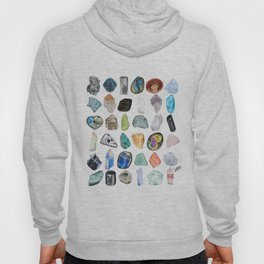 Illuminated Structure: Mineral Party 2 Hoody