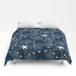 Firefly Squid Comforters