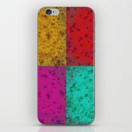 SPACES iPhone Skin