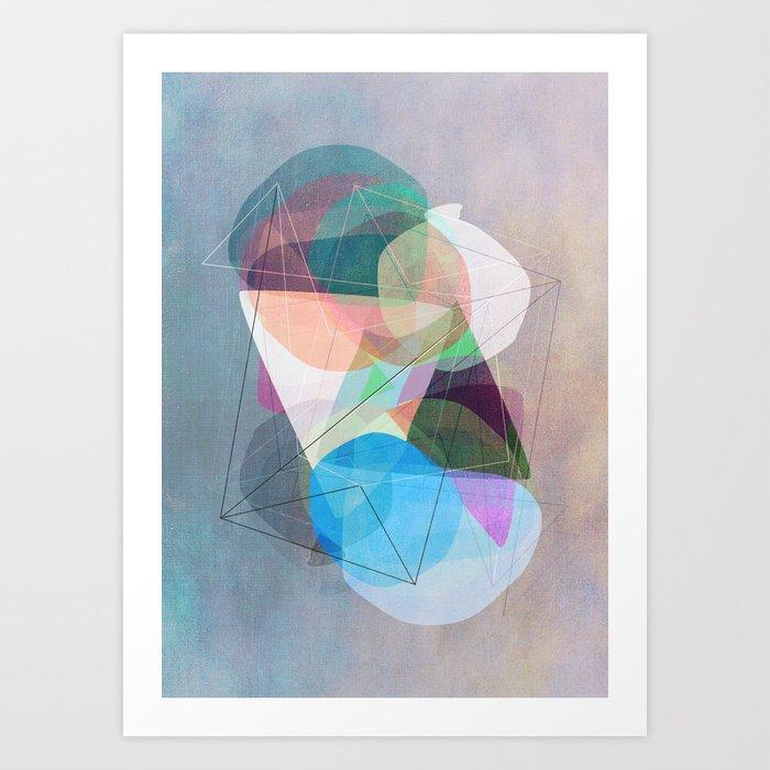 Graphic 117 X Art Print