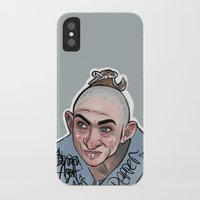 ahs iPhone & iPod Cases featuring Pepper AHS Illustration by ShannonArgent