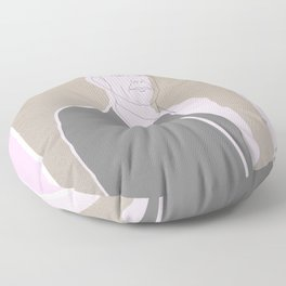 Paul Holes Floor Pillow