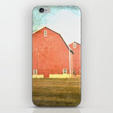 Family Farm iPhone & iPod Skin