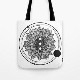Elliptical I Tote Bag
