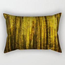 Forest Fuzz Rectangular Pillow