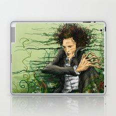 The green thumb curse I Laptop & iPad Skin