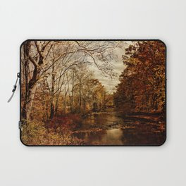 Ecstasy at the Stream Laptop Sleeve