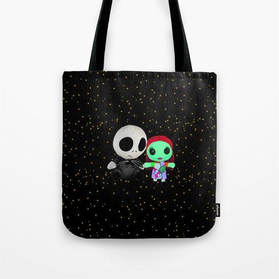 Halloween Babies | Jack | Sally | Christmas | Nightmare Tote Bag