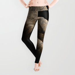 Wooden Girl Leggings