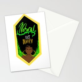 Natural NOT Nappy Stationery Cards