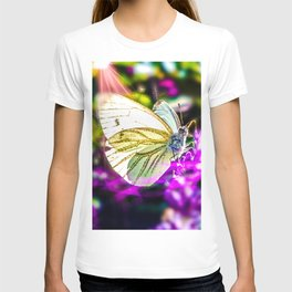 Cabbage Butterfly T-shirt