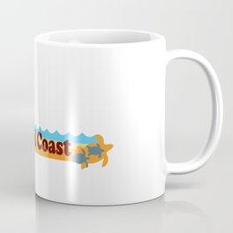 Emerald Coast -Florida. Coffee Mug