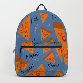 PIZZA!for pizza lover Backpack