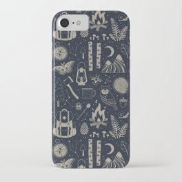 Into the Woods: Stargazing iPhone Case