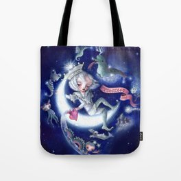 The Aquarius ~Stary sky ver.~ Tote Bag
