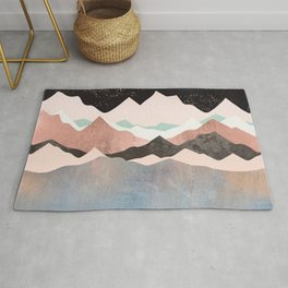 Midnight Stars Rug