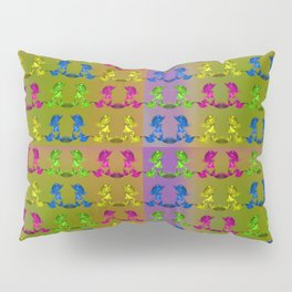 Arranged in couples Pillow Sham