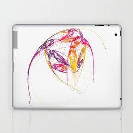 leichte Linien   (A7 B0134) Laptop & iPad Skin