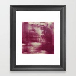 """""""Sthlm tunnelbana"""" Framed Art Print"""