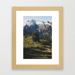 Returning Framed Art Print
