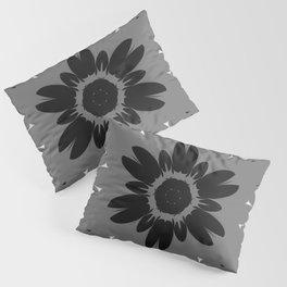 Magnet Flower Pillow Sham