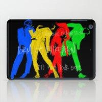 dance iPad Cases featuring Dance! by Seren Söyler