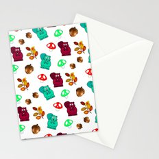 Funny Forest Medley Stationery Cards
