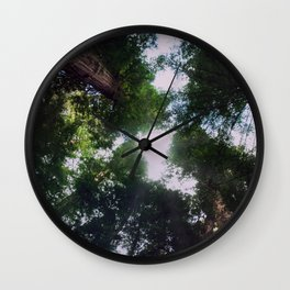 Look to the Highest Top Wall Clock
