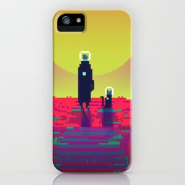 PHAZED PixelArt 2 iPhone Case