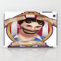 ahs iPad Cases featuring AHS: Freakshow Dandy Mott by venuscas