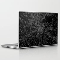 moscow Laptop & iPad Skins featuring Moscow by Line Line Lines