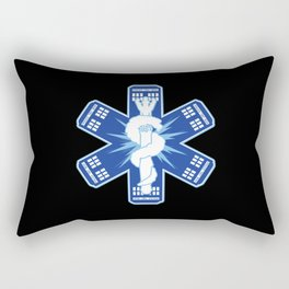 The Doctors Association Rectangular Pillow