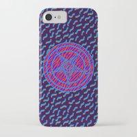 baphomet iPhone & iPod Cases featuring BAPHOMET II by DIVIDUS