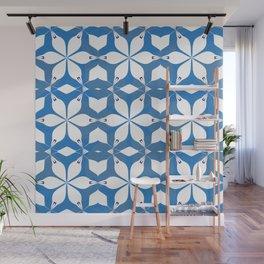 Peaceful Soul Star Sacred Venus Floral Geometric Wall Mural