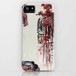 Missed Connections iPhone Case