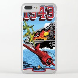 1943 Clear iPhone Case